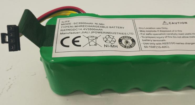 Innobot I70 Battery