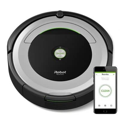 iRobot® Roomba® 690 (Wi-Fi Connected Robot)