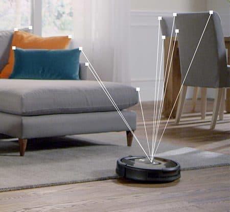 iRobot-Roomba-980-Visual-Localization
