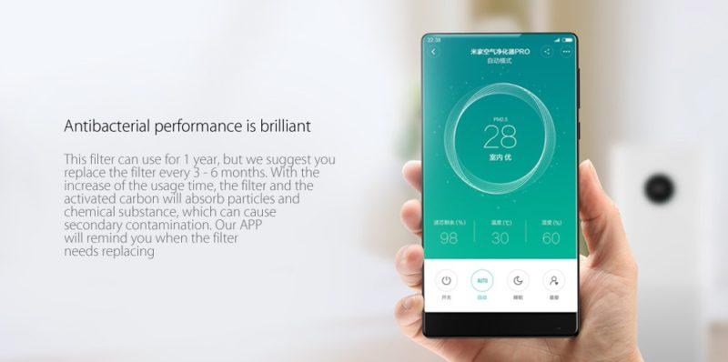 Xiaomi Air Purifier Filter 14