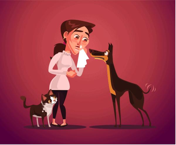 Pet Allergy Sufferers