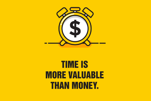 Time is Money $$$$