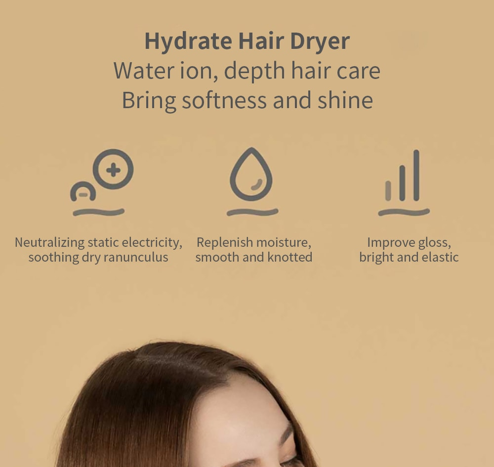 Xiaomi Mijia Ionic Hair Dryer Ntc 8