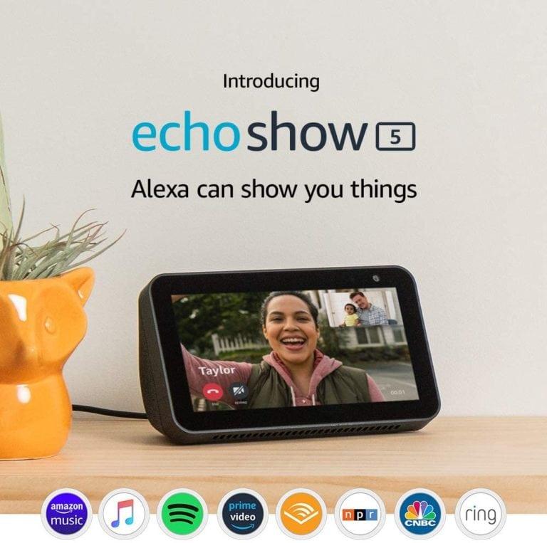 Echo Show 5 1