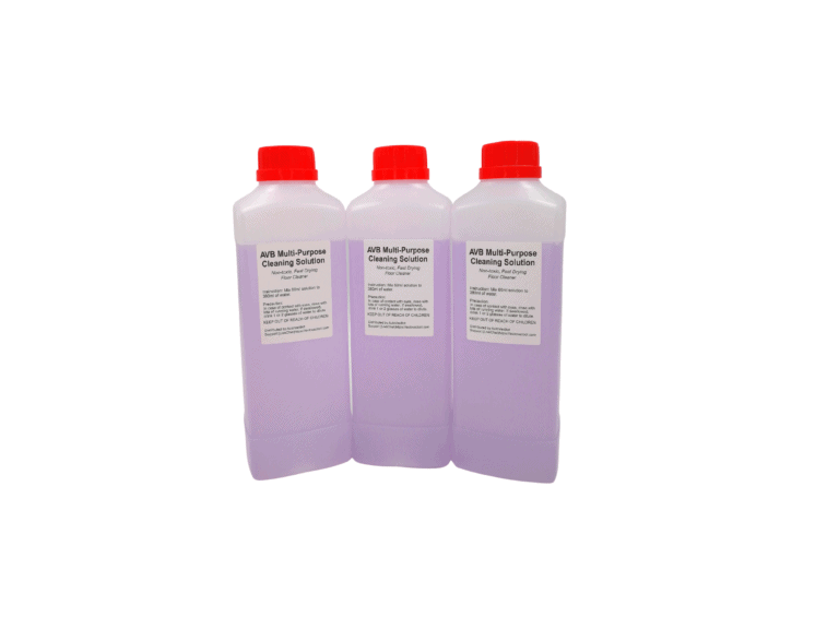 Cleaning Solution Avb