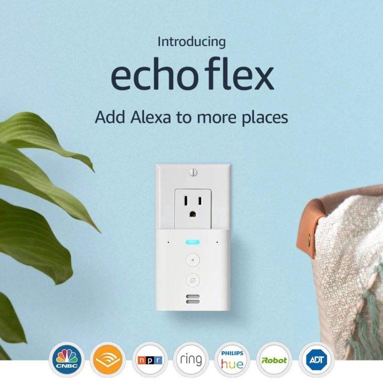 Echo Flex 8