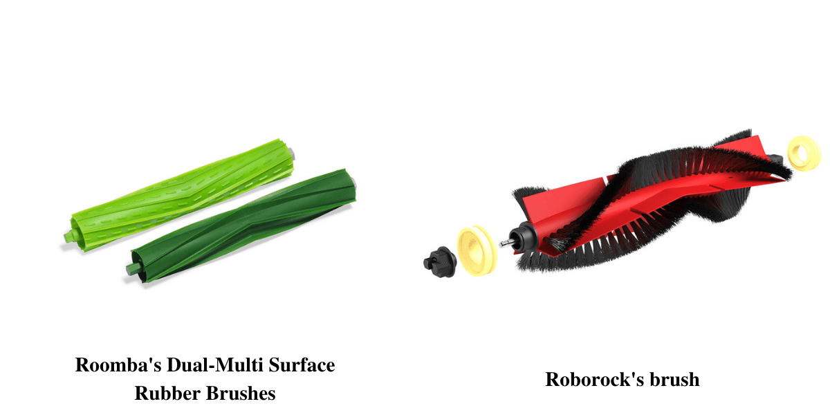 Roombas Dual Multi Surface Rubber Brushes2