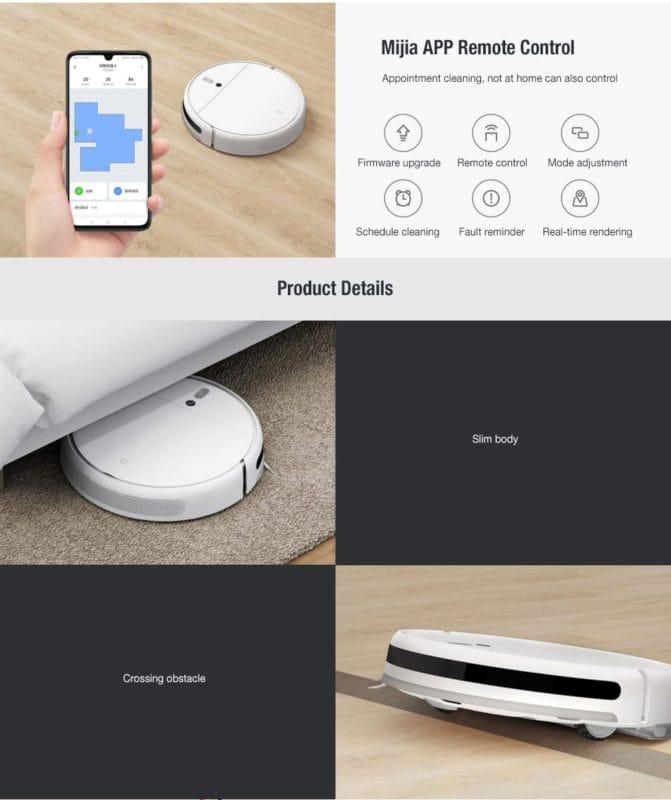 Xiaomi Mijia Robot Vacuum 1c 11