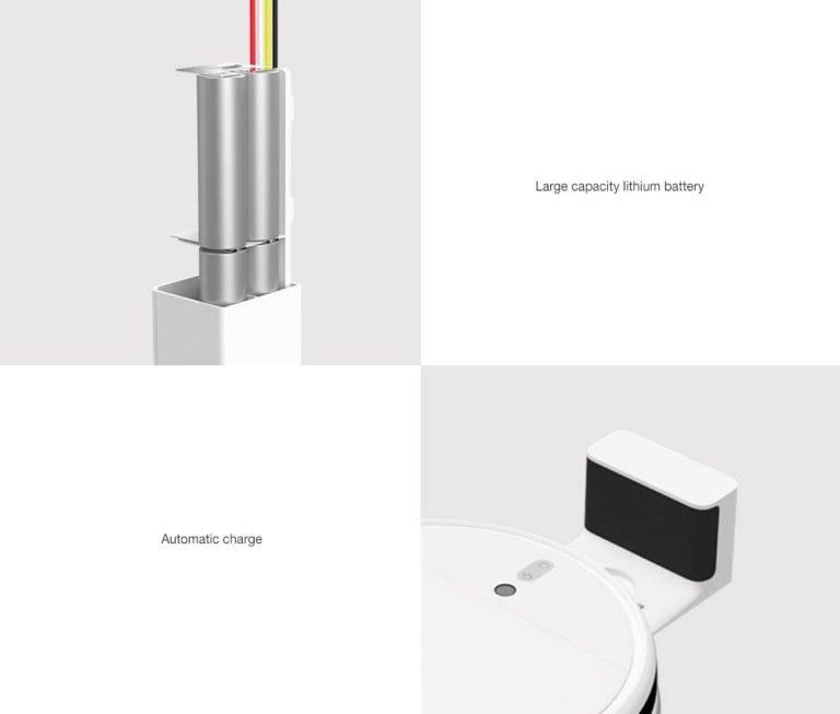 Xiaomi Mijia Robot Vacuum 1c 12