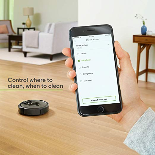 Irobot Roomba Home Application