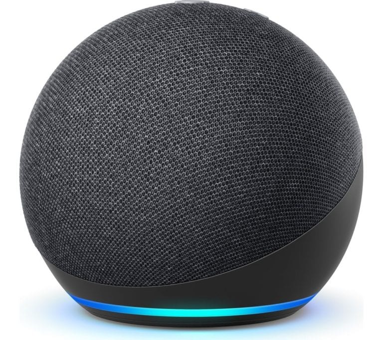 Echo 4th Gen Without Clock