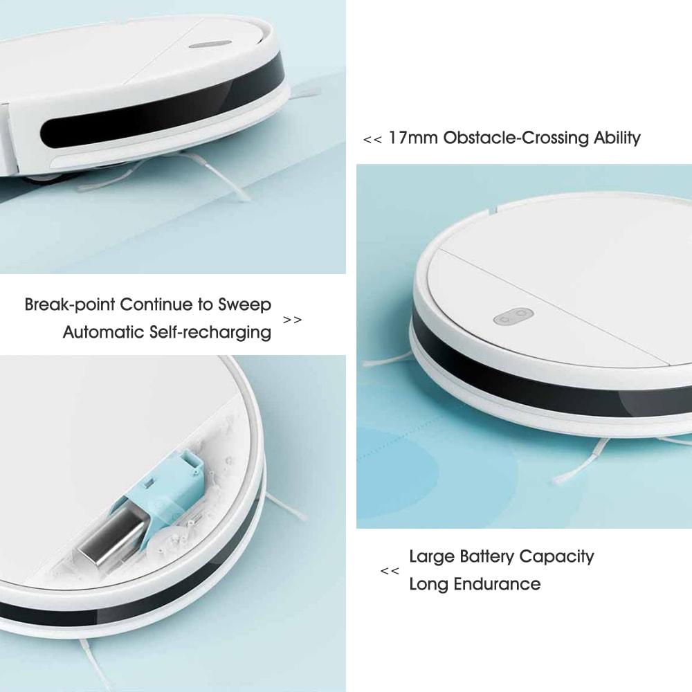 Xiaomi Mijia G1 2 In 1 Robot Vacuum 15