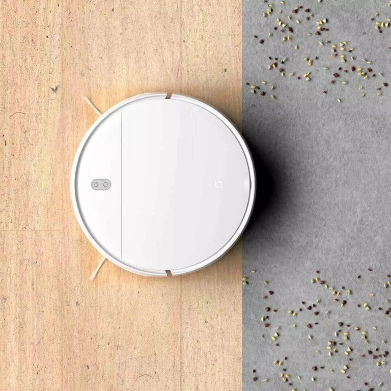 Xiaomi Mijia G1 2 In 1 Robot Vacuum 3