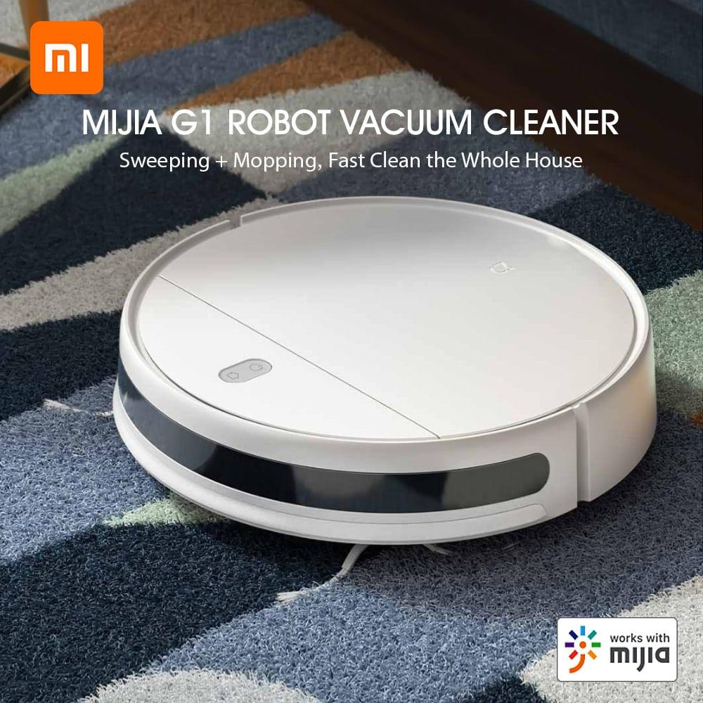Xiaomi Mijia G1 2 In 1 Robot Vacuum 7