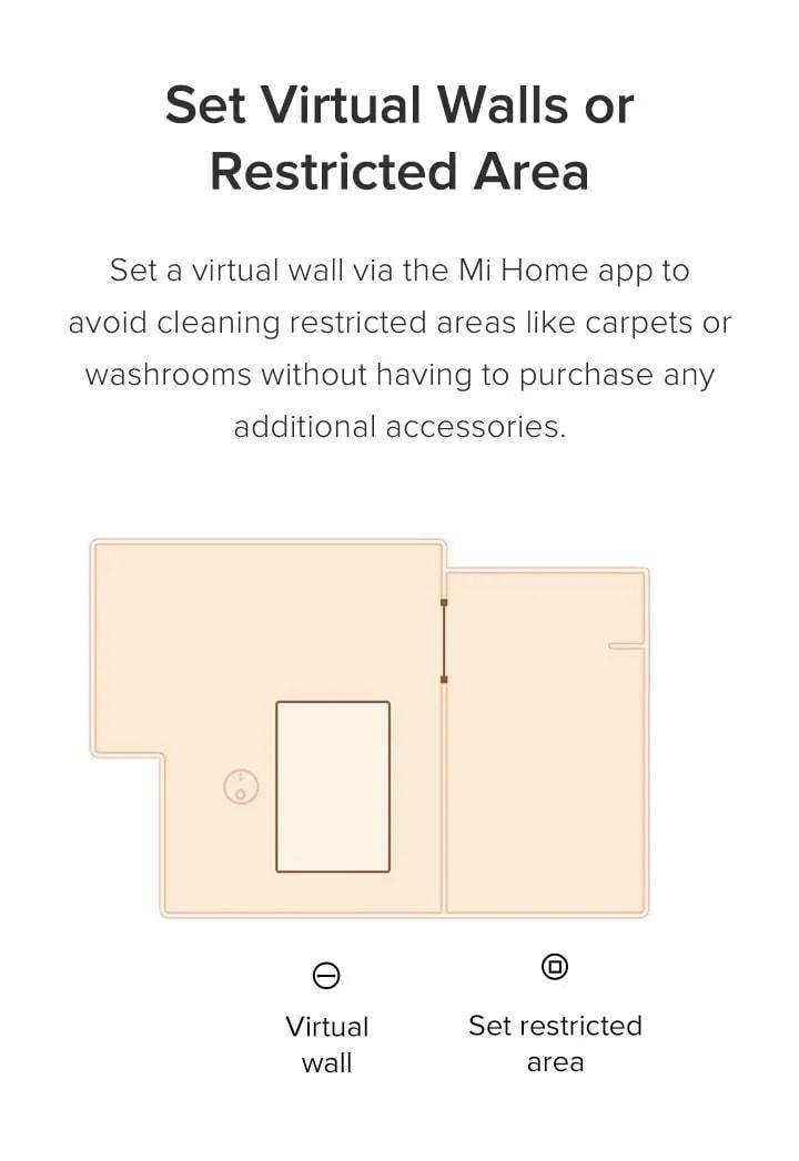 Xiaomi Mi Robot Vacuum Mop Cleaner Pro 11