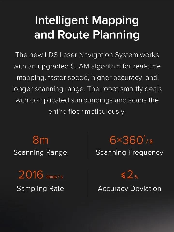 Xiaomi Mi Robot Vacuum Mop Cleaner Pro 3