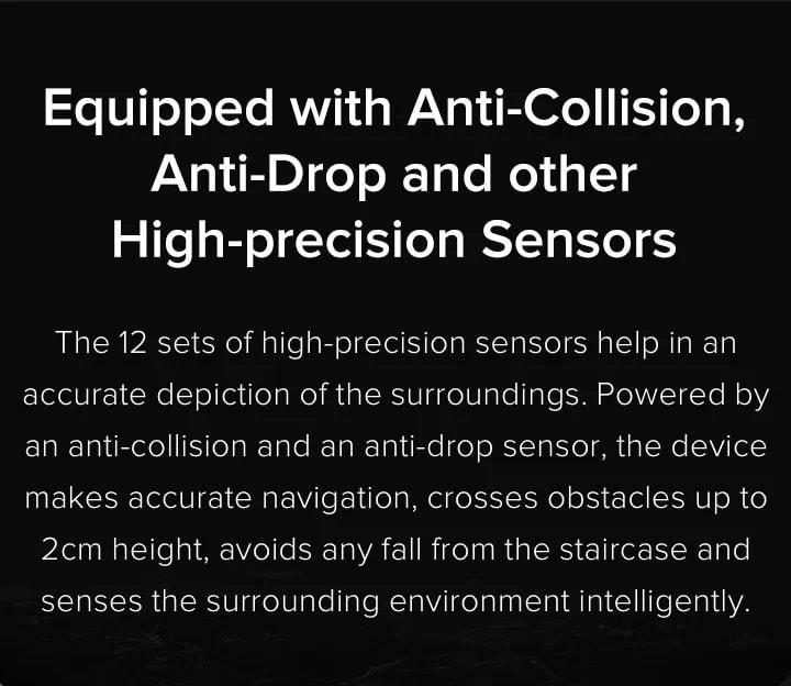 Xiaomi Mi Robot Vacuum Mop Cleaner Pro 5