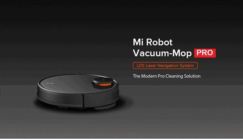 Xiaomi Mi Robot Vacuum Mop Cleaner Pro